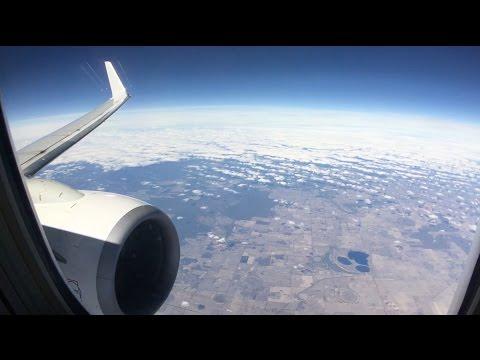 Qantas Flight QF679 Melbourne to Adelaide