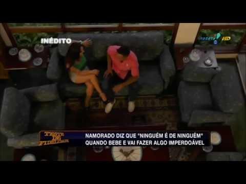 Teste De Fidelidade - Sedutora Ana Paula | HD Completo (23/03/2014)