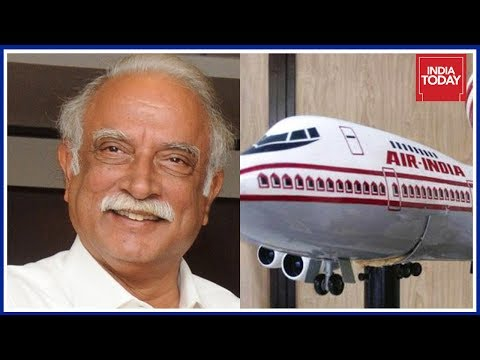 Ashok Gajapathi Raju Exclusive Interview On Disinvestment Of Air India