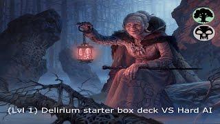 beginner s guide delirium starter box deck