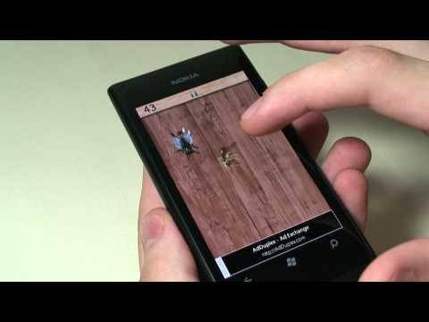 Игры для Windows Phone | Ant Smasher - WPand.net