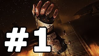 Dead Space Walkthrough Part 1 - No Commentary Playthrough (Xbox 360/PS3/PC)