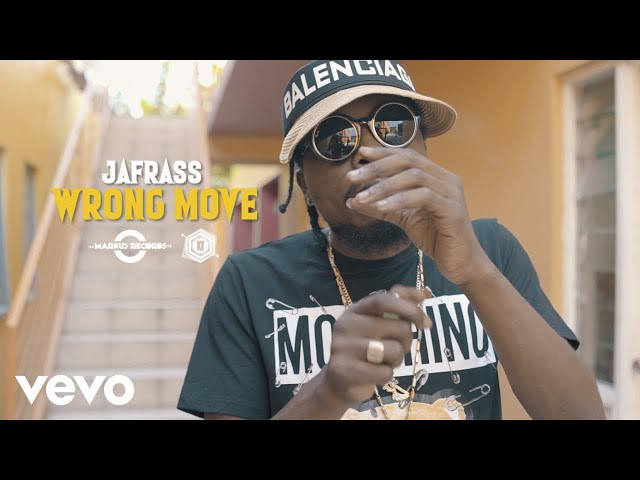 Jafrass - Wrong Move (Lyric Music Video)