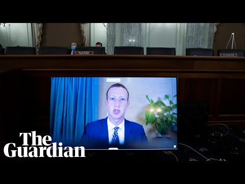 'Who the hell elected you?' Big tech CEOs grilled in US Senate hearing