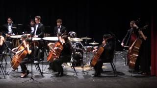 2017 Cherry Hill East Spring Jazz and Orchestra Concert
