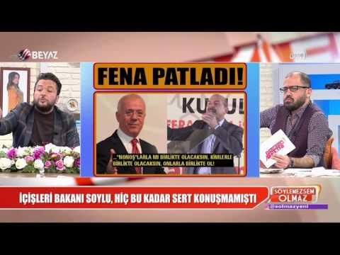 Süleyman Soylu'dan Ertuğrul Özkök'e sert tepki