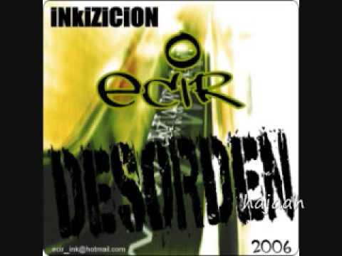 ECIR - La Pluma / Desorden