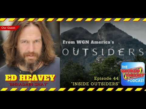 Ep.44 Inside Outsiders With Ed Heavey