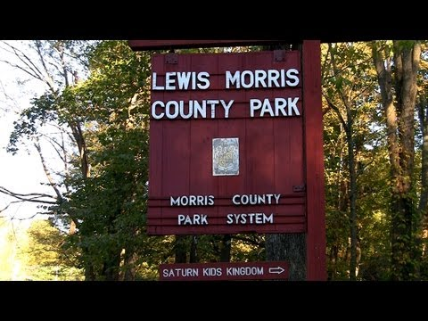 Lewis Morris Park bike trail review in HD