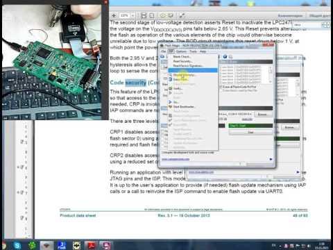 KESS2\K-TAG lpc2478 UNLOCK, Способ отключения защиты CRP3 микроконтроллера LPC2478.