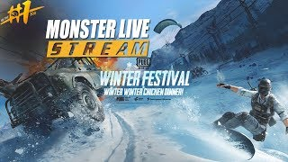 PUBG MOBILE LIVE GAME PLAY WITH RAGNAR LIVE GAMING CLAN NEW WINTER MODE SUPPORT THE STREAM :(