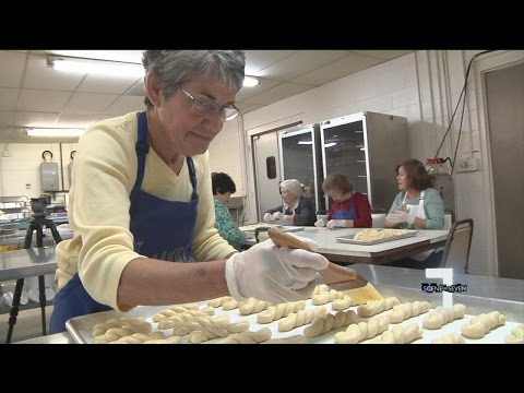 Authentic Greek Food at 50th Annual Pastry Sale and Holiday Meal Event