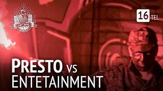 Presto vs. EnteTainment feat. Byser & Gio RR | VBT 2015 16tel-Finale