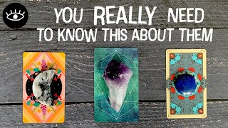 The TRUTH about your Person PICK A CARD Love Soulmate Twin Flame Relationship Tarot
