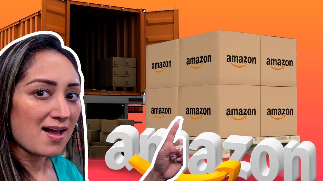 Llego Mercancía De Amazon Millones De Productos Dentro Del Camion Abrimos Cajas Misteriosas Youtube