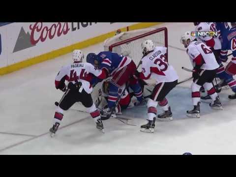 Ottawa Senators vs New York Rangers - May 9, 2017 | Game Highlights | NHL 2016/17