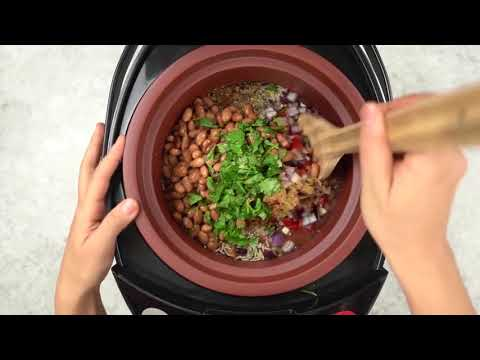how-to-cook-rice-and-beans-in-a-vitaclay