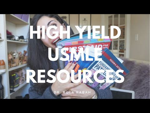 USMLE] High yield study strategy