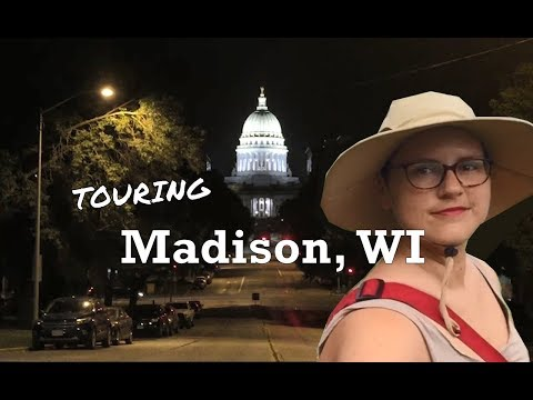 I Rented A Car And Went To Madison, WI