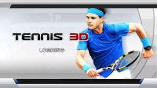 TENNIS 3D - Очень простой gameplay
