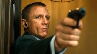 Skyfall - Official Trailer (HD)