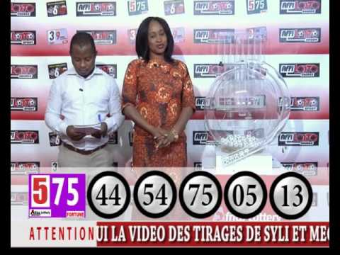 AFRICA LOTTERY COMPANY LOTO TIRAGE 04/05/2016