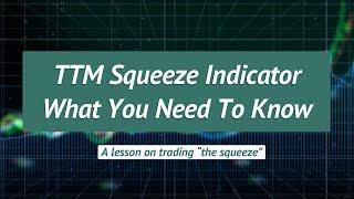 Ttm Squeeze Indicator Tradingview