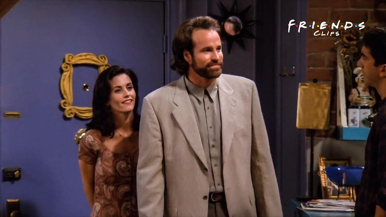Download Friends | Monica's BF Alan