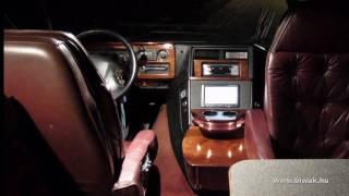 Biwak - Chevrolet Van kempingautó