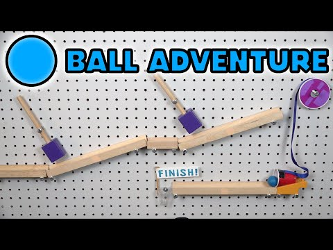 Blue Ball Adventure