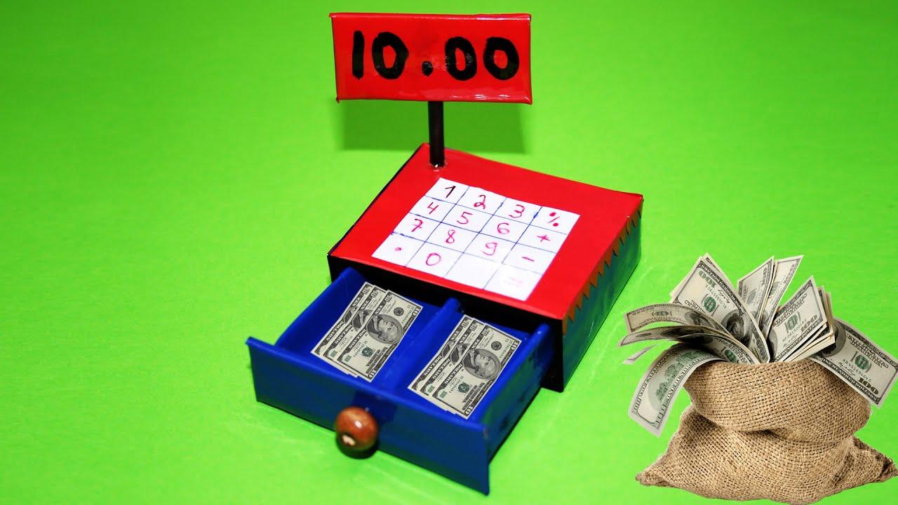 Как можно сделать деньги из бумаги