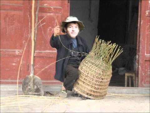 Basket Weaving Song