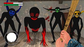 МЫ НАШЛИ РАДУЖНЫЙ СМЕШНОЙ СТРАХ В ГРЕННИ ОНЛАЙН - Granny Online Horror Game RAINBOW Funny Fear