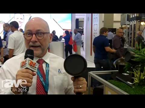 CEDIA 2016: Triad Speakers Shows GardenArray Speaker Package wiht UBDH Driver Technology