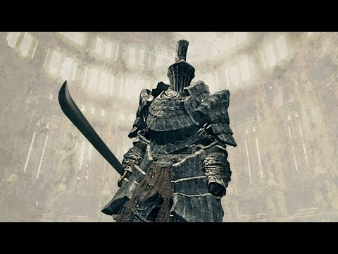 Dark Souls PvP - Furious Fat Rolling Fire Falchion Vitality Build