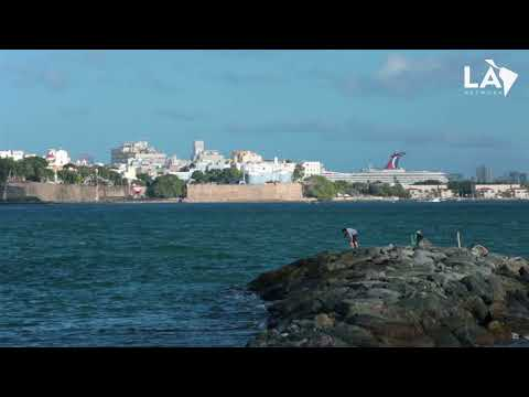 Postales LA Network - Castillo de San Felipe en San Juan de Puerto Rico