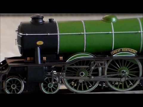 Review of Hornby's Great Northern A1 Gresley