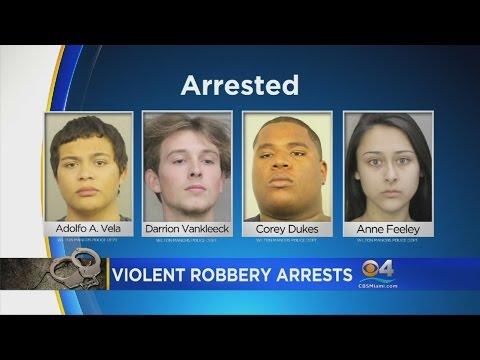 4 Teens Arrested In Wilton Manors Ambush