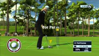 Tiger Woods PGA Tour 11 (Morgan Pressel @ East Lake Golf Club)