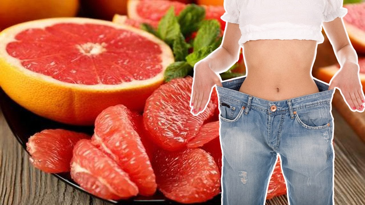 A Grapefruit Diet Plan for Weight Loss | Lose weight in 7 ...