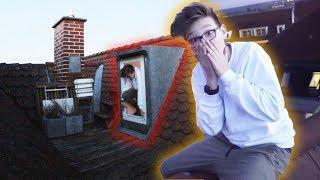 GEHEIME TÜR in Ferienwohnung GEFUNDEN! (illegal) - Daily Vlog 68