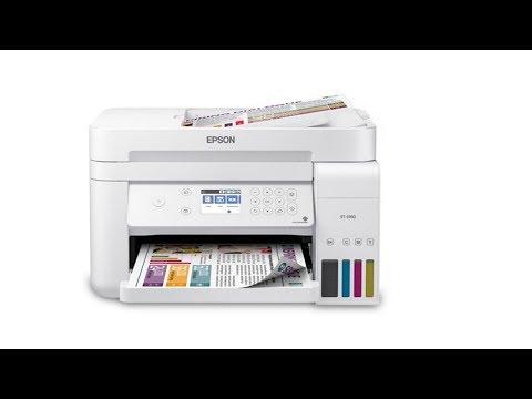 Epson ET 3760 Unboxing, Setup & Review