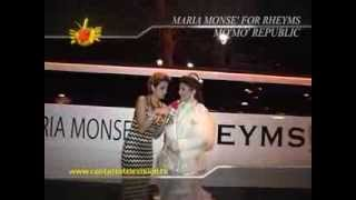 MARIA MONSE' FOR RHEYMS AL MO'MO' REPUBLIC CONTATTO TELEVISION 20/02/2014 PARTE1