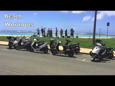 2015-2016 Hawaii Pacific Preseason