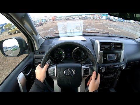 2011 Toyota Land Cruiser Prado 3.0 D-4D (173) POV TEST DRIVE