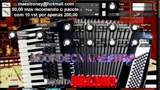 virtual acoustic guerrini professional 4 accordion for ni