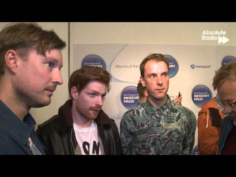 Django Django interview: Mercury Prize nominations 2012