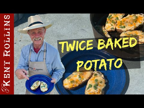 How to make a twice baked potato in the oven