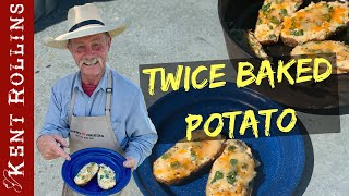 Easy Twice Baked Potato Recipe