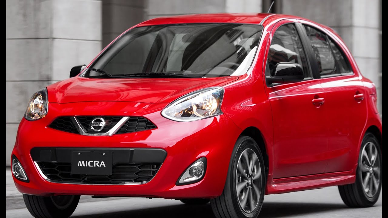 2015 nissan micra hatchback interior and exterior youtube. Black Bedroom Furniture Sets. Home Design Ideas